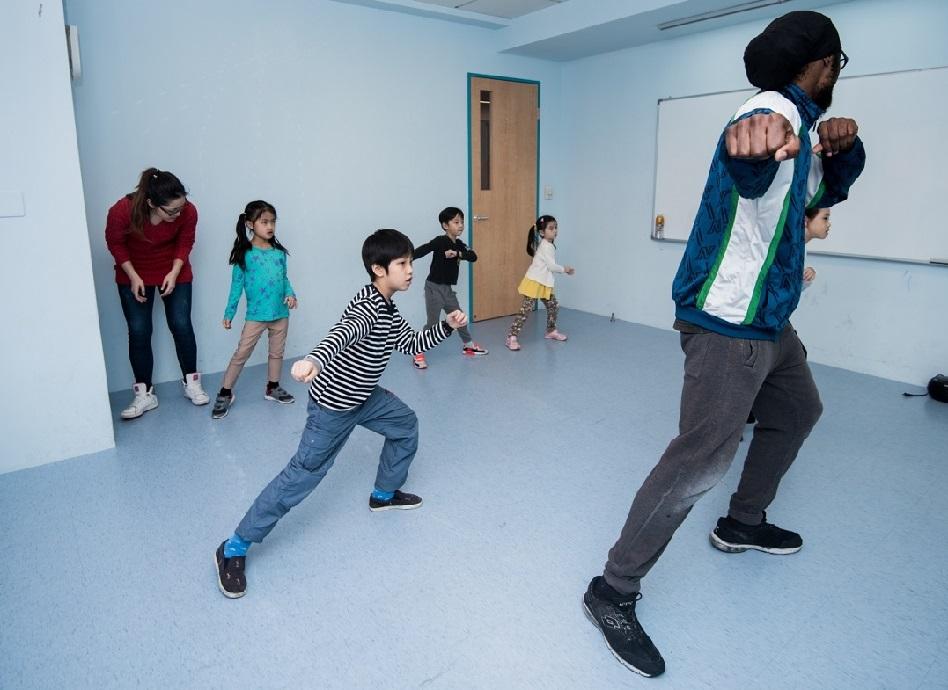 兒童Hiphop街舞班