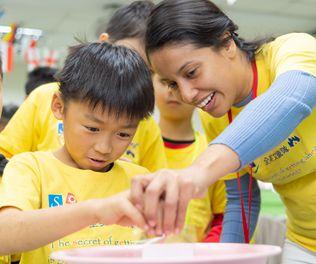 2021 ESL美國小學科學營(八月 - 台北大安)